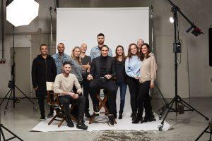 Sjors Massar - WarnerBros - Ferdinand - Rico Verhoeven - Groepsfoto